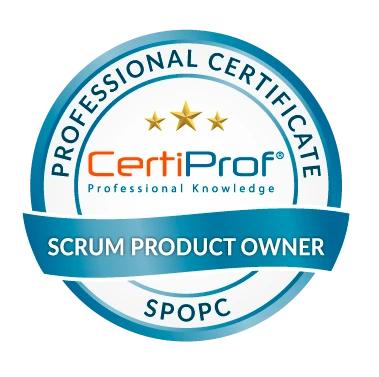 Examen Scrum Product Owner Professional Certificate (SPOPC)