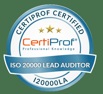 Examen ISO 20000 Lead Auditor