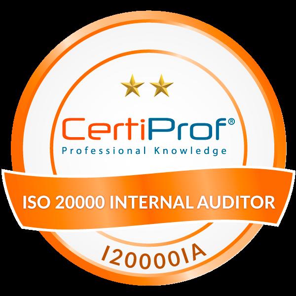 ISO 20000 Internal Auditor