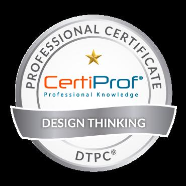 Examen Design Thinking Professional Certificate (DTPC)