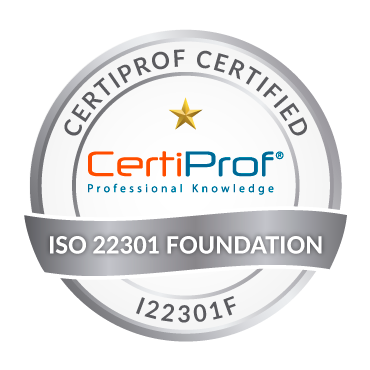 Examen ISO/IEC 22301 Foundation (I22301F)