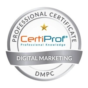 Examen Digital Marketing Professional Certificate - (DMPC)
