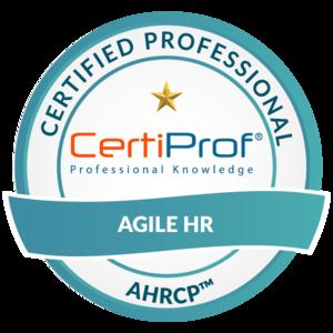 Agile HR Certified Professional - (AHRCP)