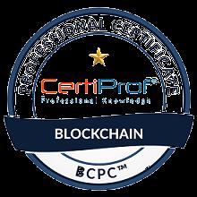 Blockchain Professional Certificate - (BCPC)