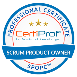 Product Owner Certificate 2020