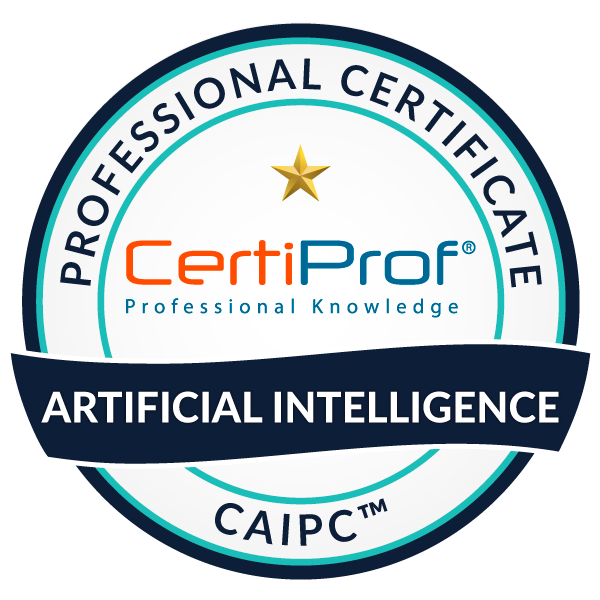 Artificial Intelligence Professional Certificate - CAIPC™