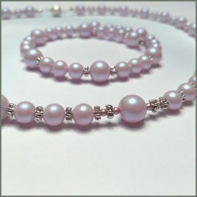 Swarovski Dreamy Rose Pearl Bracelet