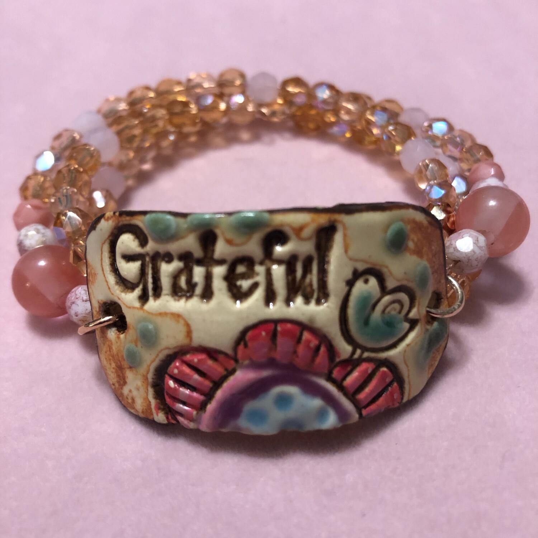 Grateful Bracelet (large)