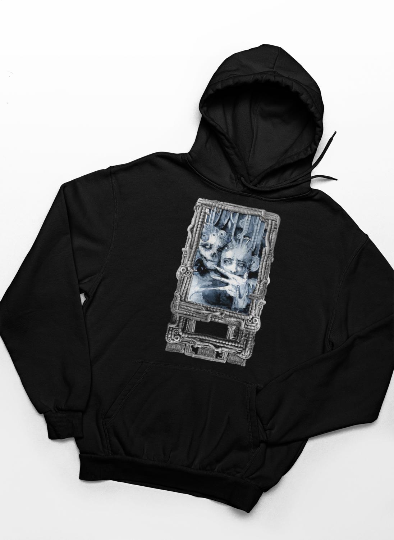 Hoodie - Muter (Coverdesign)