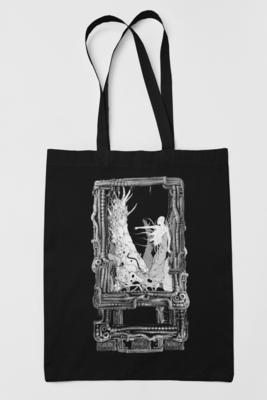 """Tote bag - """"Hacking"""""""
