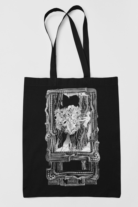 "Tote bag - ""Identity Swap"""