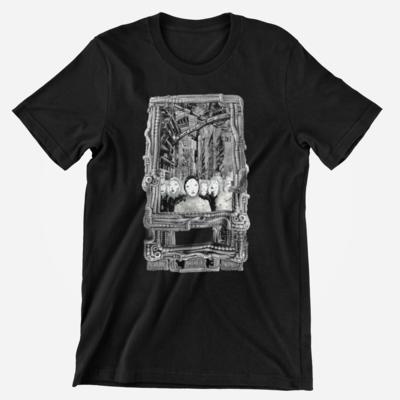 """Muter """"Faces"""" T-Shirt"""
