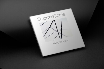 Dephine Coma - Leaving The Scene (2nd Press)