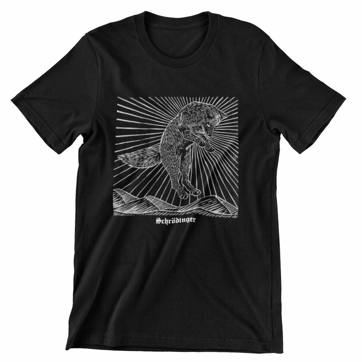 """Schrodinger """"Fox 2"""" T-Shirt"""