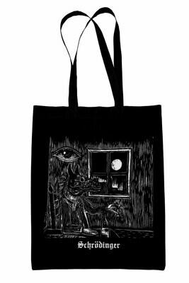 Schrodinger Cover Design Shopping Bag