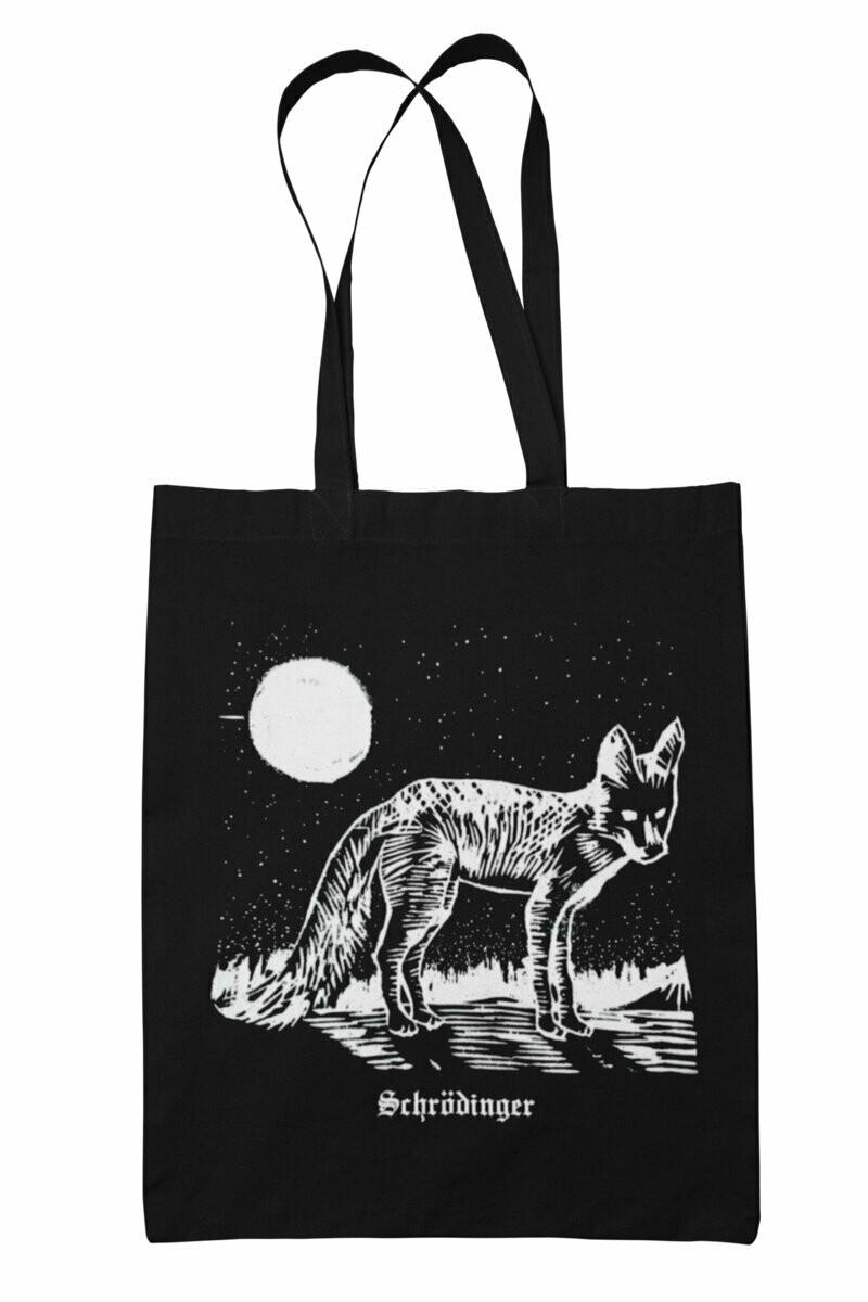 "Schrodinger ""Fox 1"" Shopping Bag"