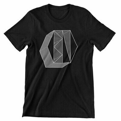 Broken Nails 3D Logo T-Shirt