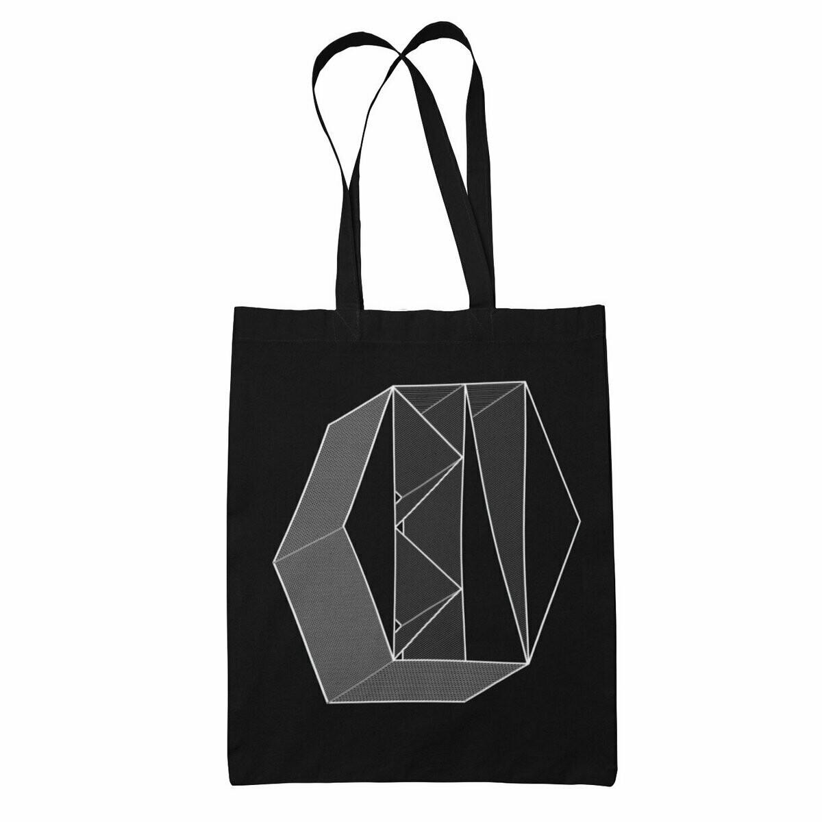 3DLogo Design Tote Bag