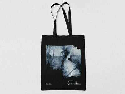 Broken Nails - Overcome Design Tote Bag