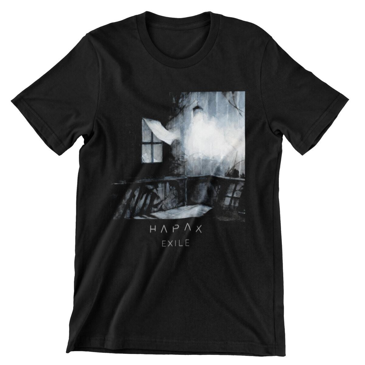 """Hapax """"Exile"""" T-Shirt"""