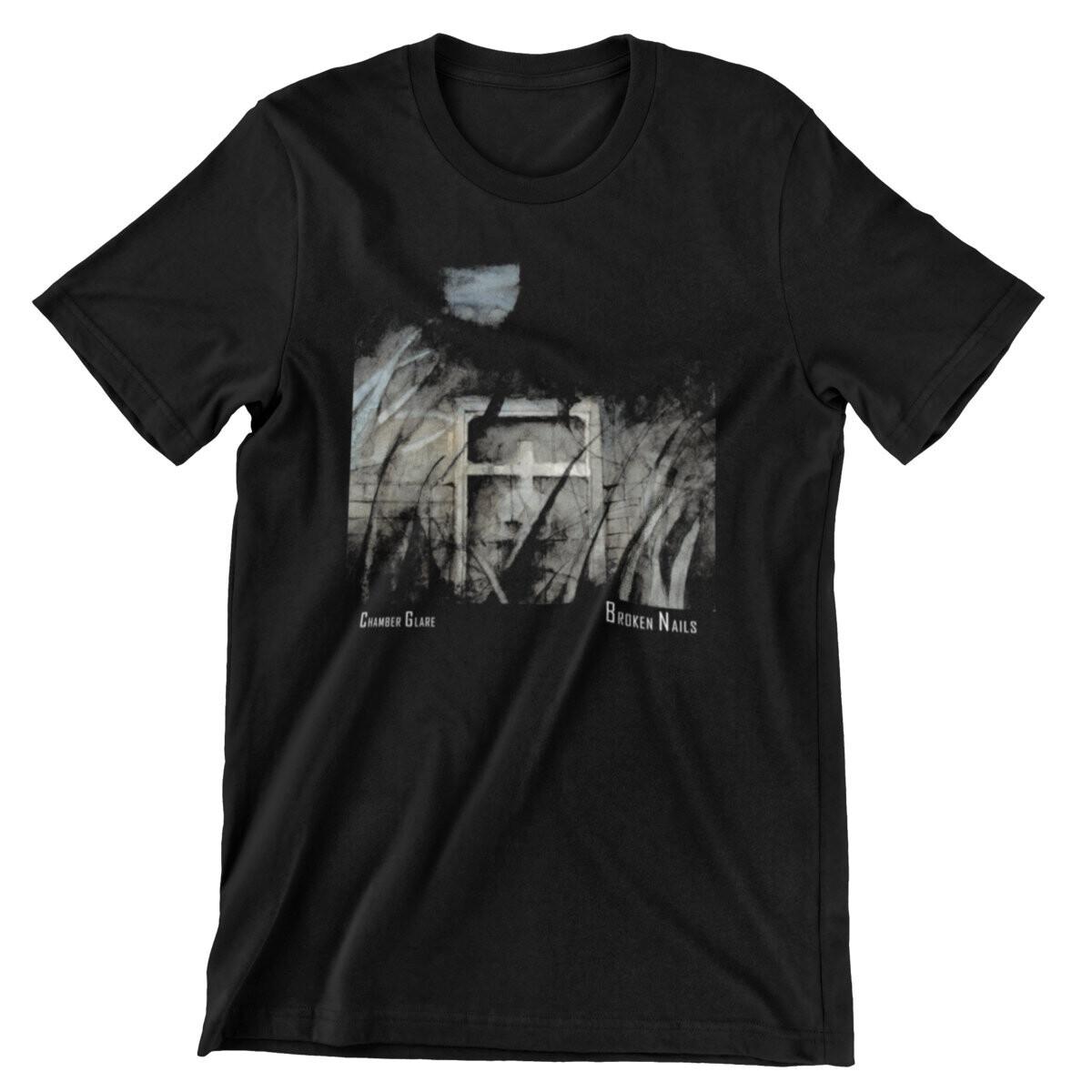 "Broken NAils ""Chamber Glare Cover Art"" T-Shirt"