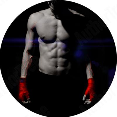 Kindle Vella Cover - Boxer