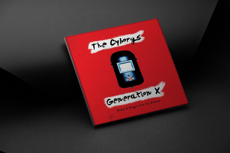 THE CYBORGS - Generation X (CD)