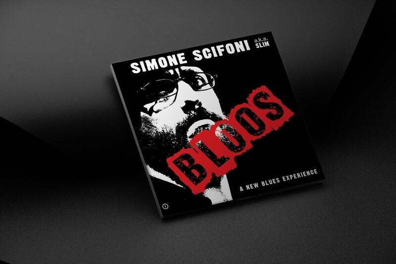 SIMONE SCIFONI aka SLIM - Bloos (CD)