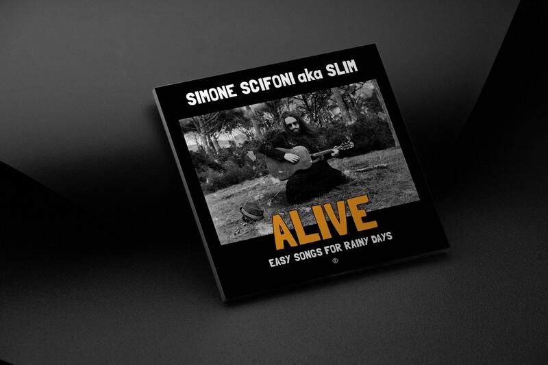 SIMONE SCIFONI aka SLIM - Alive (CD)