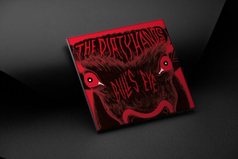 DIRTY HANDS - Bull's Eye (CD)