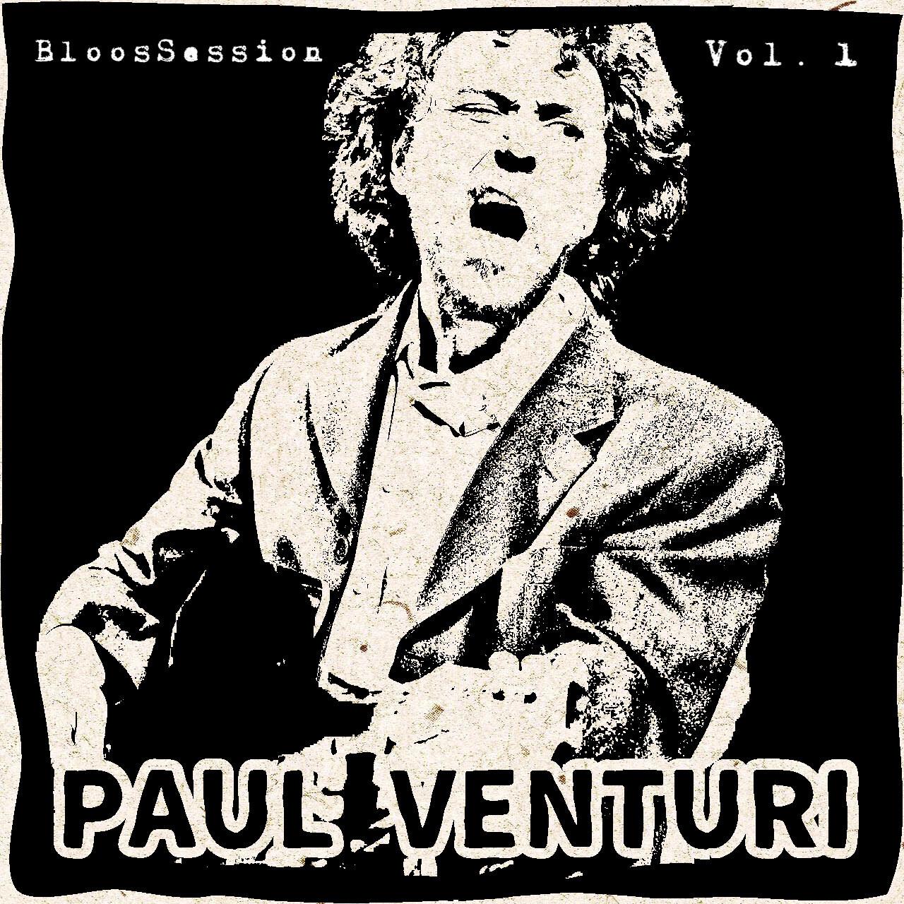 Bloossession Vol.1 - PAUL VENTURI (CD) Super Limited (50)