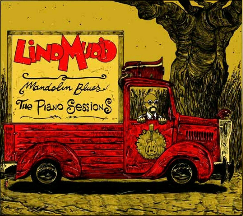 """Lino Muoio - MANDOLIN BLUES  """"PIANO SESSION"""" (CD)"""