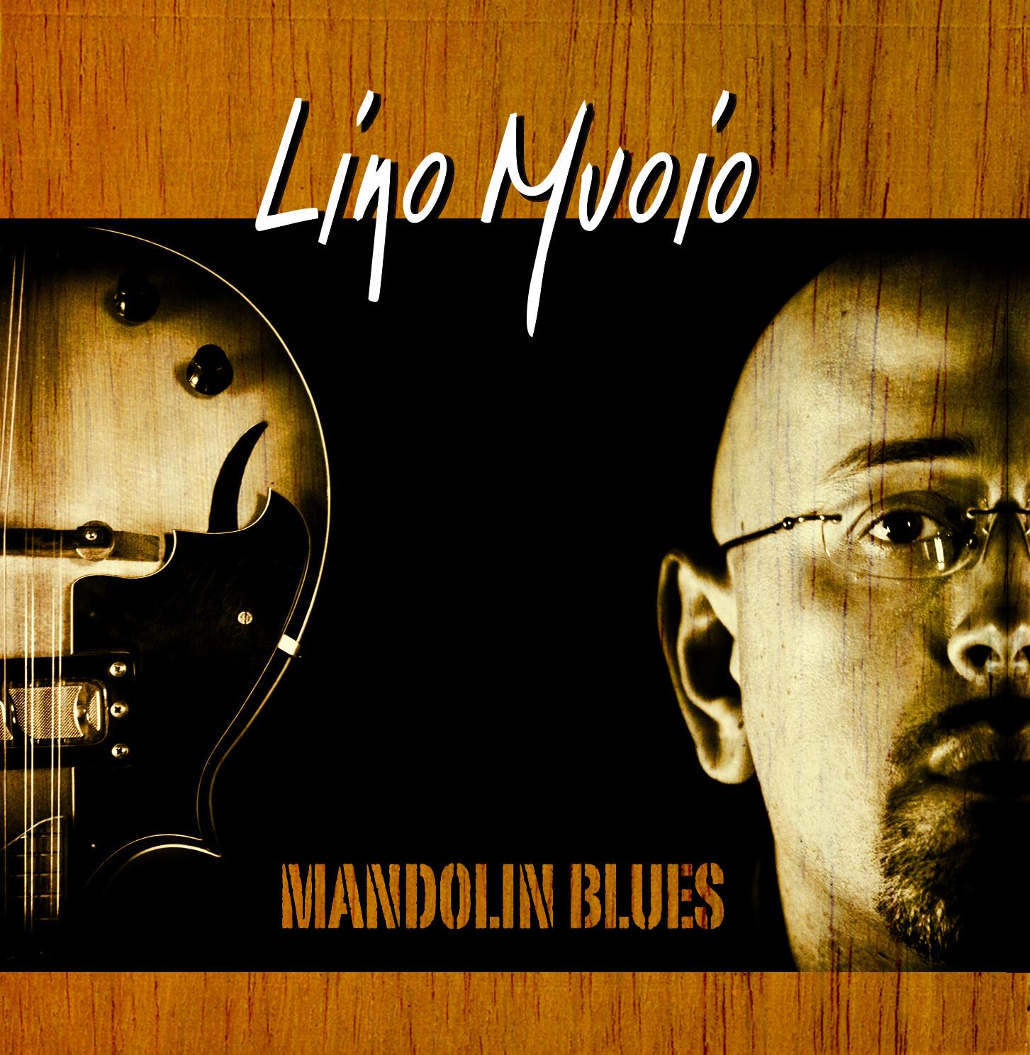Lino Muoio - MANDOLIN BLUES (CD)