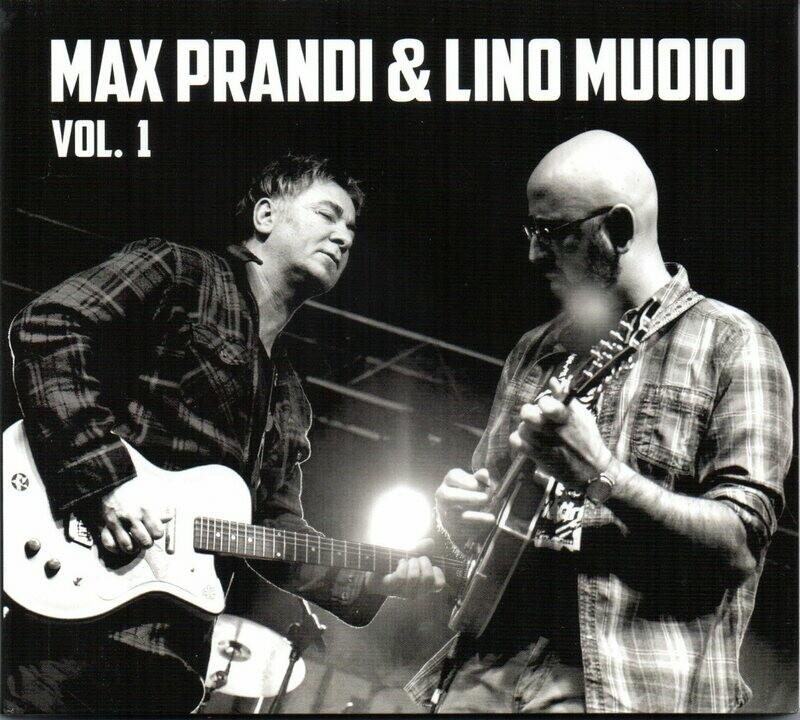 MAX PRANDI & LINO MUOIO - Vol.1 (CD)