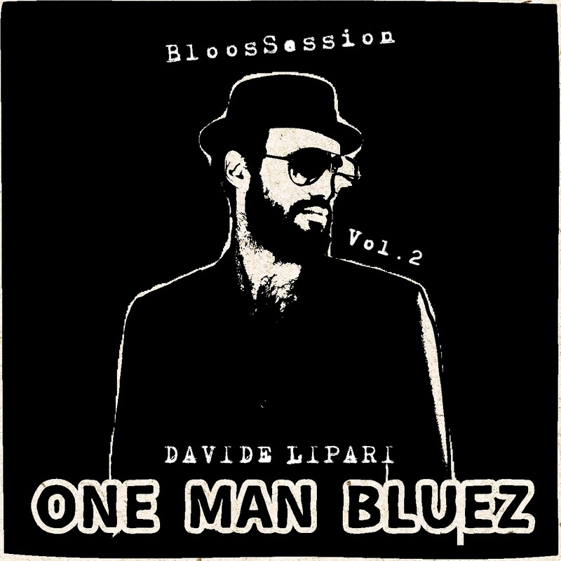 Bloossession Vol.2 - DAVIDE LIPARI (CD) Super Limited (50)