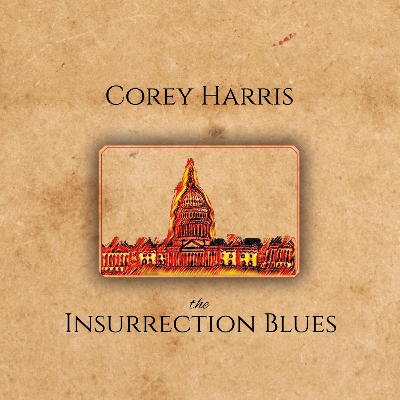 Corey Harris - INSURRECTION BLUES (CD) out November 5th