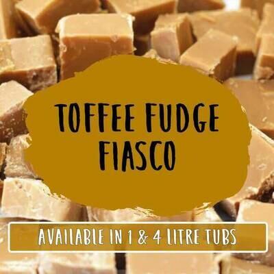 Marshfield Toffee Fudge Fiasco