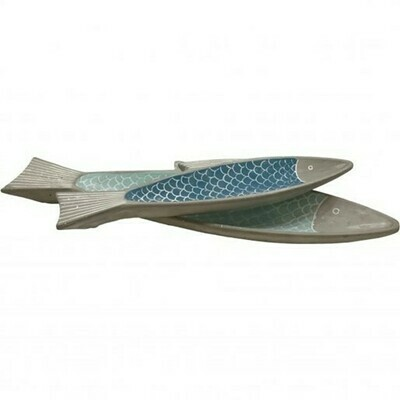 Cement Fish Tray