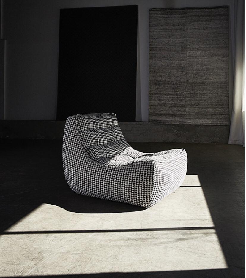 Sasufi Lofty Armless Chair - Multiple Configurations - Pre-Order