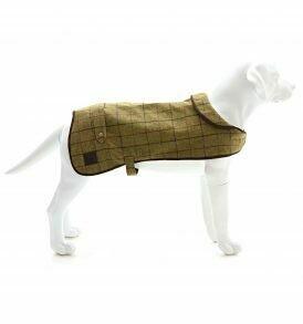 Tweed Dog Coats size Small