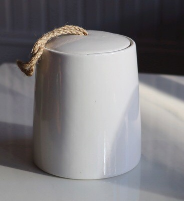 Decorative Glass Container