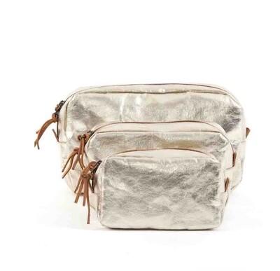 Beauty Bag (Large) metallic