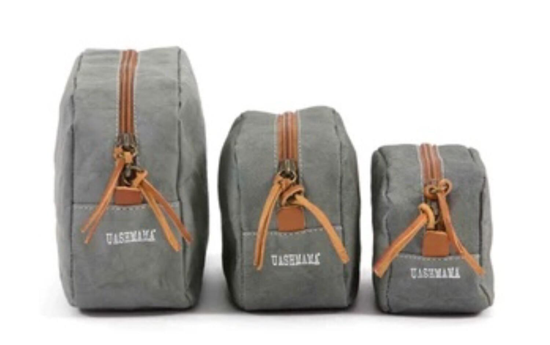 Beauty Bag Grey (Large sizeL