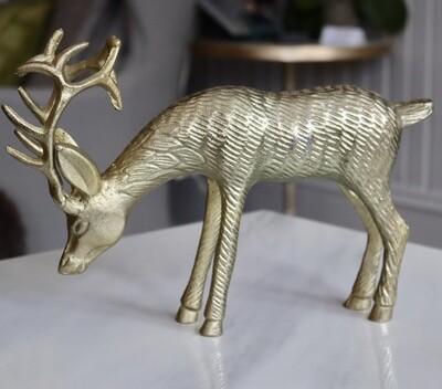 Golden Deer Decoration