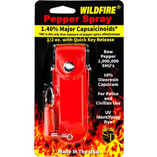 WildFire Key Chain Pepper Spray