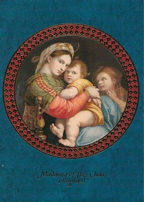 Madonna of the Chair Boxed Cards