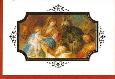 Old Masters Boxed Card Set