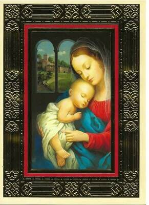 Mary Mother of the Church Boxed Cards