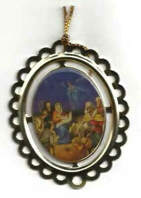 Ornament - St. Francis