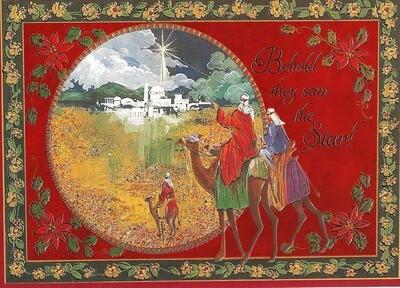 Star of Bethlehem Boxed Cards
